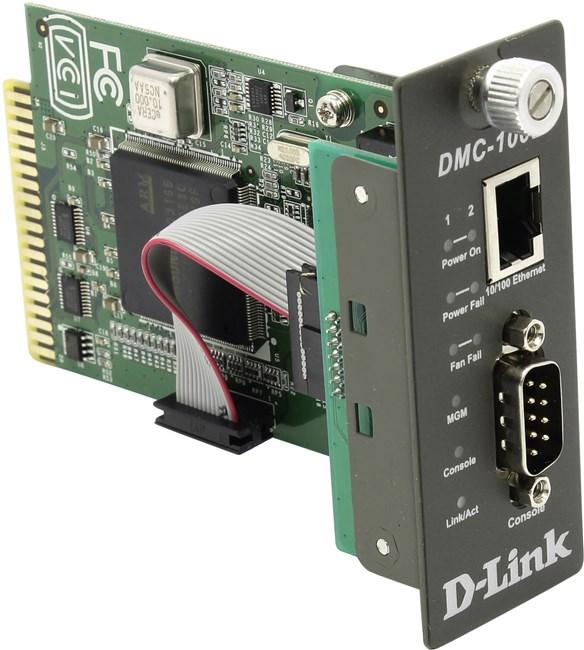Конвертер d-link dmc-810sc 1000base-t в 1000base-lx sm (10km, sc)