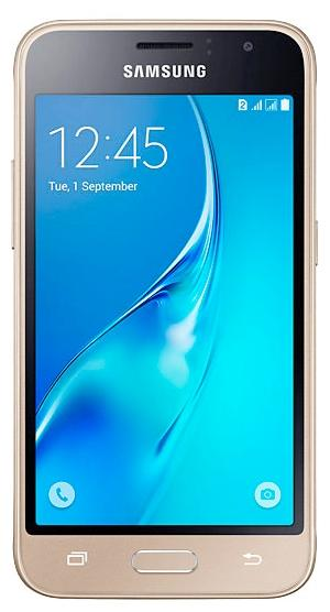 Samsung Galaxy J1 (2016) SM-J120F/DS Gold