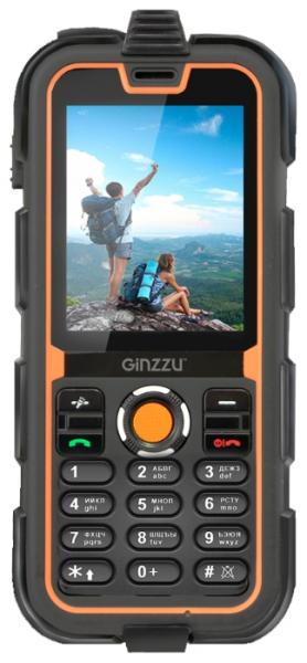 Ginzzu R2 DUAL black orange